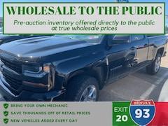 Used 2016 Chevrolet Silverado 1500 Custom Truck in Tilton, NH