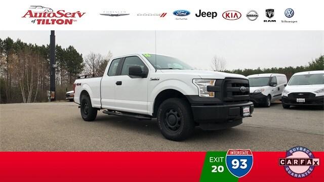 2016 Ford F-150 XL Truck