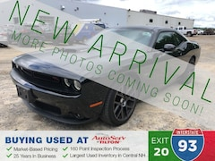 Used 2016 Dodge Challenger R/T Coupe in Tilton, NH