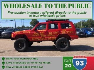 2000 Jeep Cherokee Sport SUV