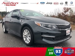 Used 2016 Kia Optima EX Sedan in Belmont, NH
