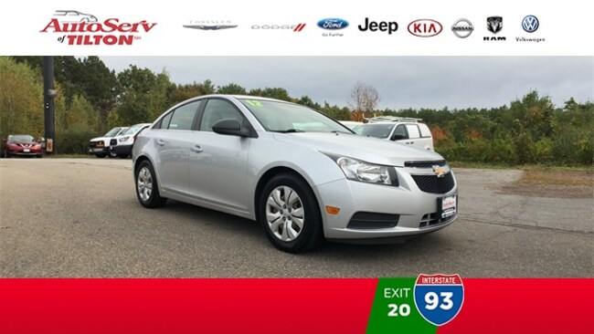 2012 Chevrolet Cruze LS Sedan in Tilton
