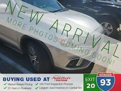 2018 Mitsubishi Outlander Sport SE SUV
