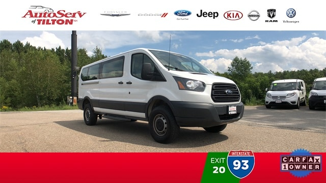 2017 Ford Transit-350 XL Wagon