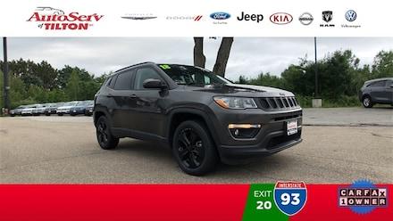 2018 Jeep Compass Altitude SUV
