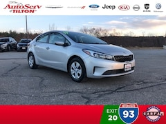 Used 2017 Kia Forte LX Sedan in Belmont, NH