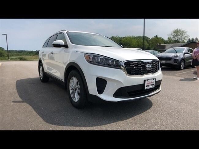 New 2019 Kia Sorento 3.3L LX SUV Tilton, NH