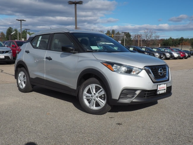 2018 Nissan Kicks S SUV in Tilton, NH