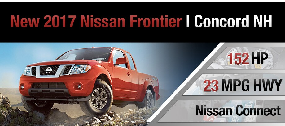 2017 Nissan Frontier NH