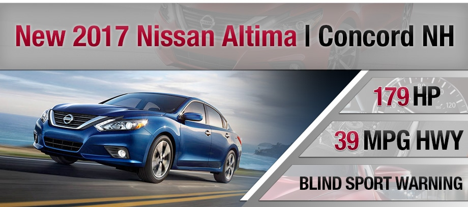 2017 Nissan Altima dealer nh