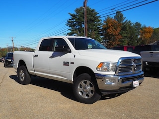 New 2018 Ram 3500 BIG HORN CREW CAB 4X4 6'4 BOX Crew Cab