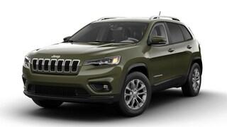 New 2021 Jeep Cherokee LATITUDE LUX 4X4 Sport Utility