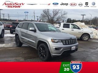 New 2018 Jeep Grand Cherokee ALTITUDE 4X4 Sport Utility