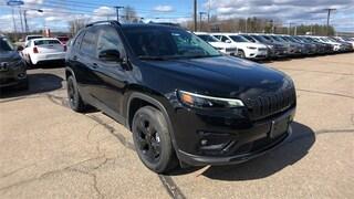 New 2019 Jeep Cherokee ALTITUDE 4X4 Sport Utility
