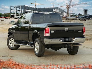 New 2018 Ram 2500 Tradesman Truck Crew Cab