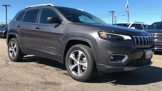 New 2019 Jeep Cherokee LIMITED 4X4 Sport Utility
