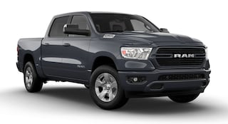 New 2021 Ram 1500 BIG HORN CREW CAB 4X4 5'7 BOX Crew Cab