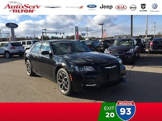 New 2018 Chrysler 300 S AWD Sedan