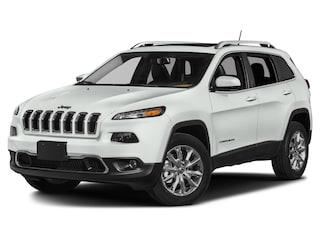 New 2018 Jeep Cherokee Limited 4x4 SUV