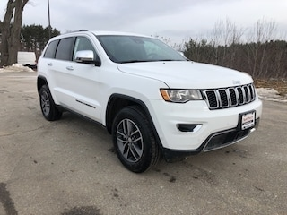 New 2018 Jeep Grand Cherokee LIMITED 4X4 Sport Utility