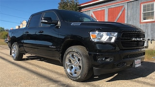 New 2019 Ram All-New 1500 BIG HORN / LONE STAR CREW CAB 4X4 6'4 BOX Crew Cab