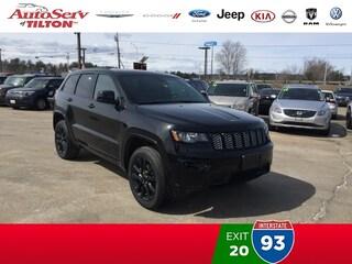 New 2018 Jeep Grand Cherokee ALTITUDE 4X4 Sport Utility