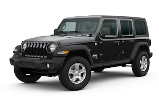 New 2020 Jeep Wrangler UNLIMITED SPORT S 4X4 Sport Utility