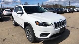 New 2019 Jeep Cherokee LATITUDE PLUS 4X4 Sport Utility