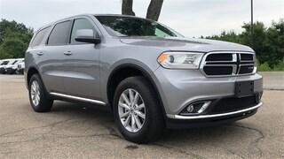 New 2019 Dodge Durango SXT AWD Sport Utility