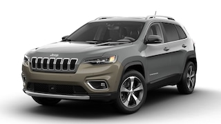 New 2021 Jeep Cherokee LIMITED 4X4 Sport Utility