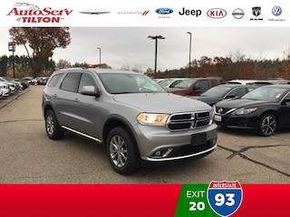 New 2018 Dodge Durango SXT PLUS AWD Sport Utility