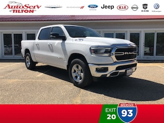 New 2019 Ram 1500 BIG HORN / LONE STAR CREW CAB 4X4 5'7 BOX Crew Cab