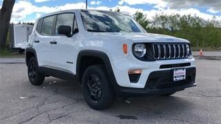 New 2019 Jeep Renegade SPORT 4X4 Sport Utility