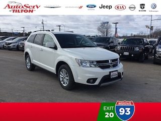 New 2018 Dodge Journey SXT AWD Sport Utility