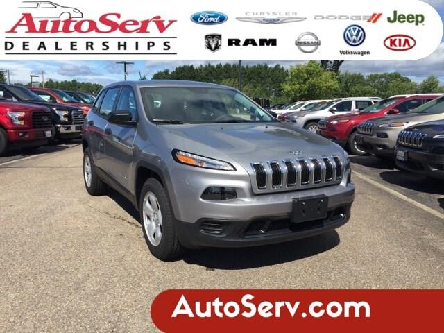 2017 Jeep Cherokee Sport 4x4 SUV
