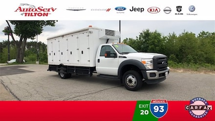 2015 Ford F-550 Chassis Truck Regular Cab