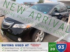 Used 2014 Acura RDX Base w/Technology Package (A6) SUV in Tilton, NH