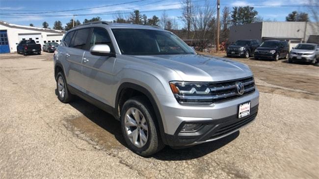 2019 Volkswagen Atlas 3.6L V6 SE 4MOTION SUV