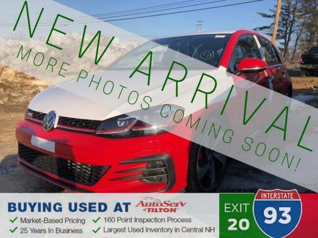 2020 Volkswagen Golf GTI 2.0T Autobahn Hatchback in Tilton