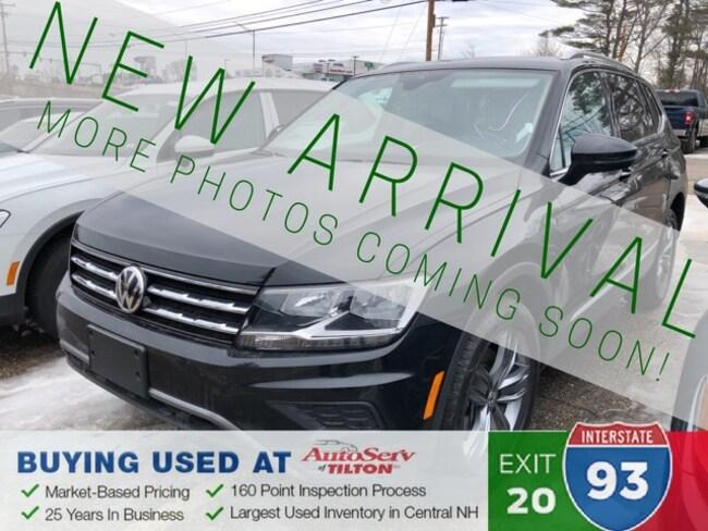 2020 Volkswagen Tiguan 2.0T SEL 4MOTION SUV