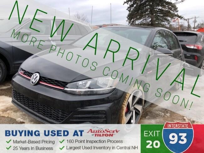 2020 Volkswagen Golf GTI 2.0T S Hatchback in Tilton