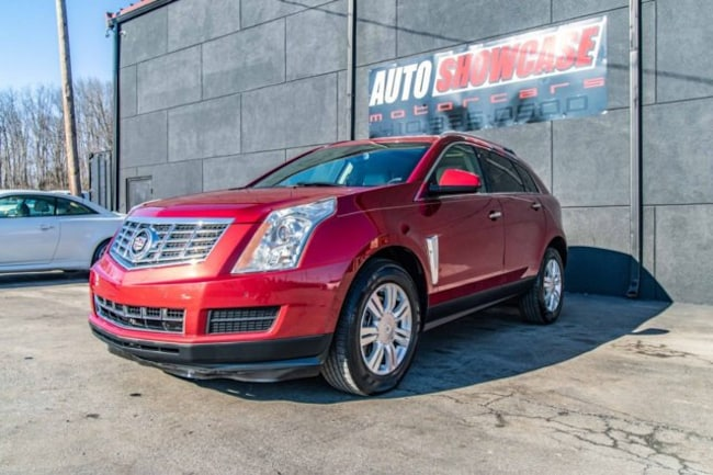 2014 Cadillac SRX Luxury Collection FWD  Luxury Collection