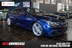 2017 BMW 6 Series 640i Coupe