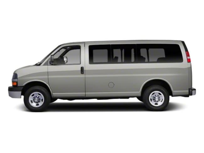 2012 Chevrolet Express Passenger 1LS RWD 1500 135 1LS