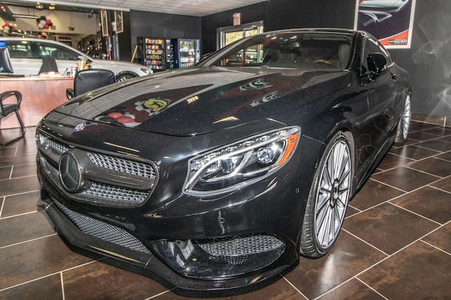2015 Mercedes-Benz S-Class S 550 Coupe