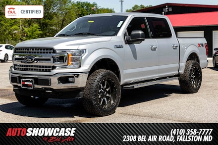 2018 Ford F-150 XLT SuperCrew 5.5-ft. 4WD