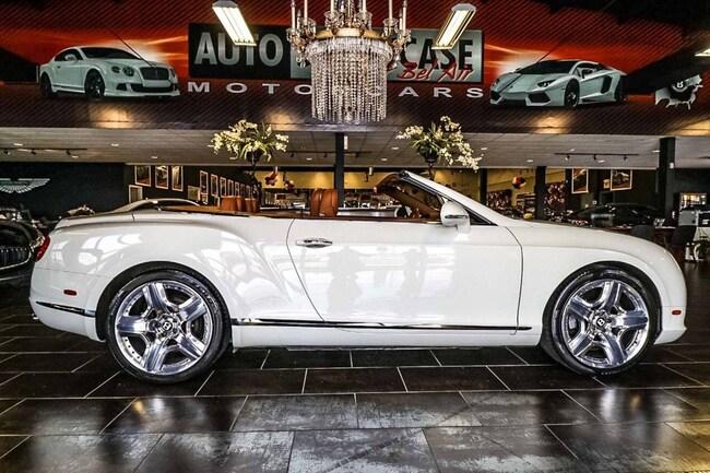2013 Bentley Continental GT 2dr Convertible Convertible