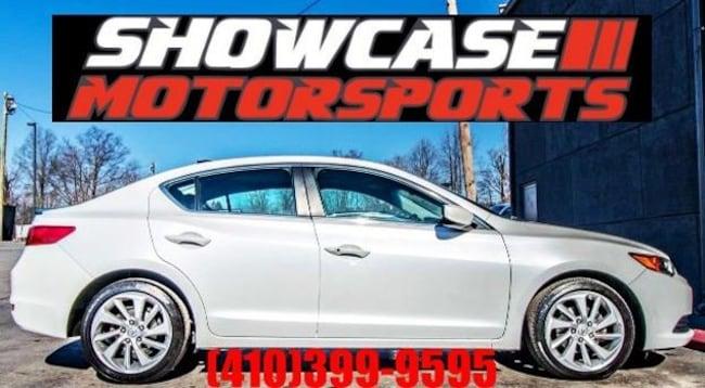 2014 Acura ILX Tech Pkg Sedan