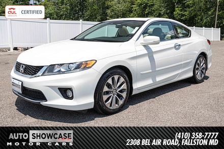 2014 Honda Accord Coupe EX-L