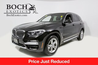 used luxury 2019 BMW X3 xDrive30i SUV for sale in Norwood, MA near Boston